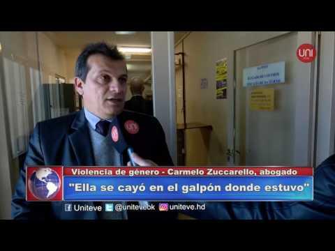 Violencia de género - Entrevista al abogado de Fantino