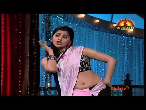 anushree dance show -13 full hd