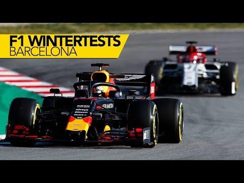 Wat hebben we geleerd van de eerste Formule 1-testdagen?