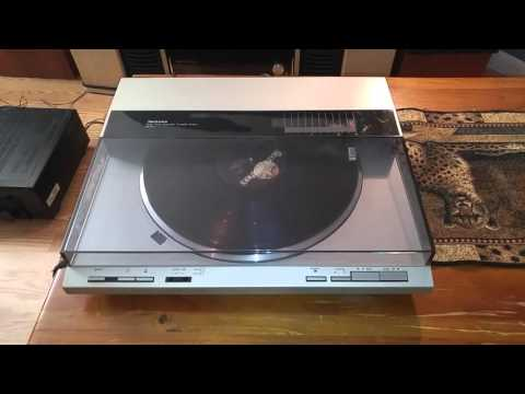 Technics SL DL1 Linear Turntable