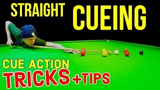 Snooker Cue Action What Is The Trick