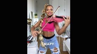 MAPY 🎻   Soco STARBOY Wizkid ( Violin Cover )