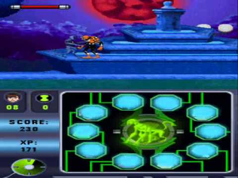 Ben 10 : Alien Force : Vilgax Attacks Nintendo DS