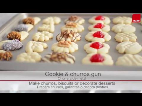 Churrera / máquina de hacer pastas Ibili