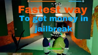 [November 2020] How to get 1 Million jailbreak cash in a day Fastest way | Roblox Jailbreak