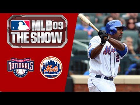 MLB 09 The Show PS3 Gameplay 2019 Washington Nationals Franchise Mode Ep.4