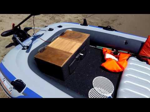 Videoregistratori per pesca