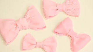 How To Make The EASIEST FONDANT BOWS Full Tutorial For Beginners!