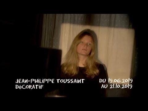 Exposition Jean-Philippe Toussaint Décoratif - Musée des Arts décoratifs et du Design