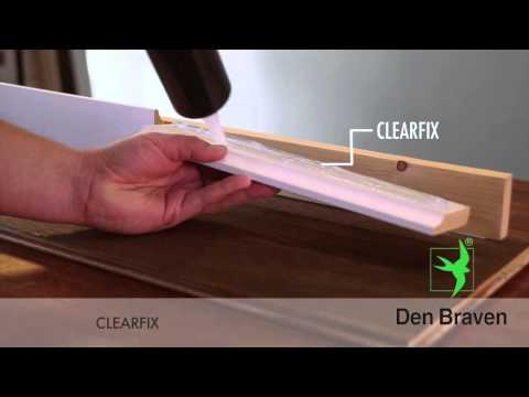 instructievideo Zwaluw Clearfix koker 290ml