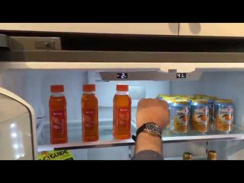 Bertazzoni Refrigerator Review – Counter Depth French Door Refrigerator with Italian Flair