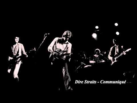Dire Straits - Communiqué (HD)