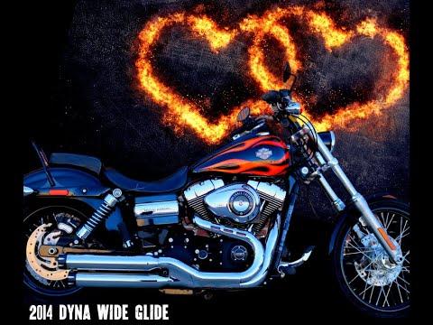 2014 Harley-Davidson Dyna® Wide Glide® in Ames, Iowa - Video 1