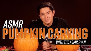 Carving Pumpkins With The ASMR Ryan | Hot Topic