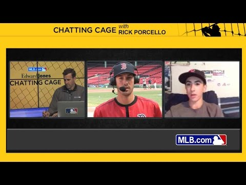 Chatting Cage: Rick Porcello answers fans' questions