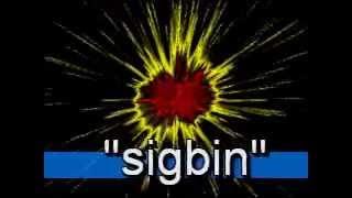 3 sigbin