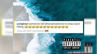 Bey T  Don To The Donna (Tanasha Donna Diss Track)