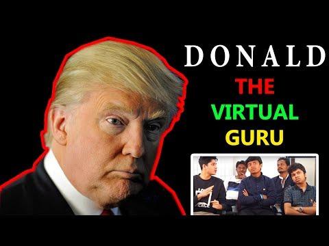 Donald : The Virtual Guru   शालेय जीवनातील डोनाल्ड   Khaas Re TV
