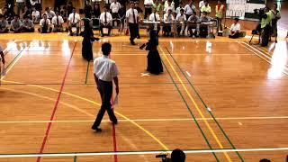 第5回富士山杯剣道大会準決勝静岡県B対岐阜県A