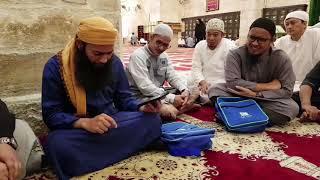 Ketika nabi yahya berceramah di masjidil  aqsho  - Ustadz DR Syafiq Riza Basalamah MA
