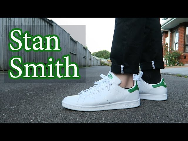 On Feet Adidas Stan on Smith adidas alphabounce instinct review on Stan feet 971758