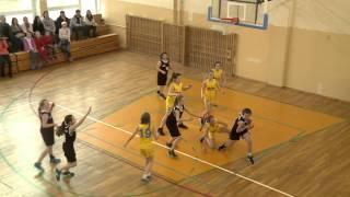 preview picture of video 'TKB - Koszykarki MUKS Bełchatów mistrzyniami województwa - 16.03.2015'