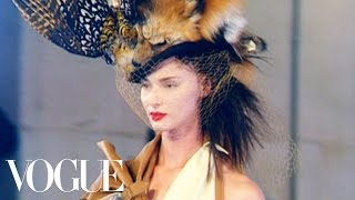 John Galliano's Fall 1999 Dior Haute Couture Collection - #TBT With Tim Blanks - Style.com