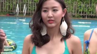 Miss China Bikini Lộ Zú ĐẸP