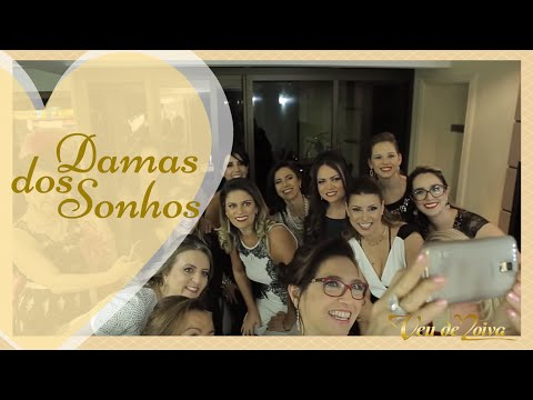 Programa Véu de Noiva - Damas do Sonho
