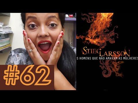 #62 - Os homens que não amavam as mulheres - Stieg Larsson | Natália de Jesus