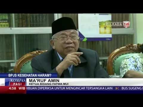 MUI: BPJS Haram Karena Tidak Sesuai Syariah
