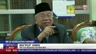 MUI BPJS Haram Karena Tidak Sesuai Syariah