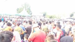 Lautan Manusia di Acara Kampanye Akbar Irwandi-Nove di Bireuen