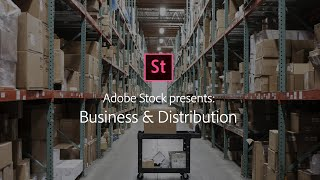 Business and Distribution from Adobe Stock | Adobe Creative Cloud