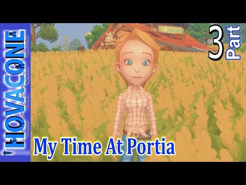 my time at portia recording