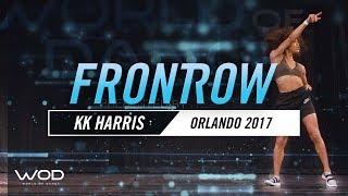 "Kaelynn ""KK"" Harris | FrontRow | World of Dance Orlando 2017 | #WODFL17"