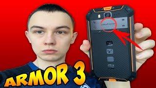 Смартфон Ulefone Armor 3 4/64 Orange от компании Cthp - видео 3