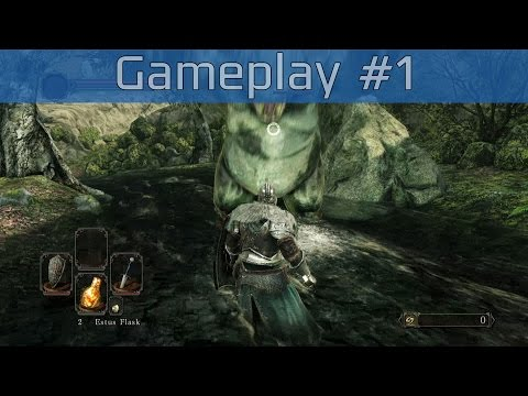 Видео № 1 из игры Dark Souls II: Scholar of the First Sin (Б/У) [Xbox One]