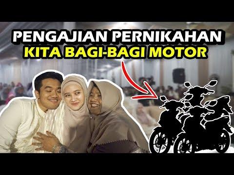 Bagi2 MOTOR Spesial PENGAJIAN NIKAHAN KITA