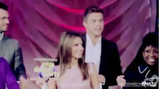 maria menounos & derek hough | a thousand years ღ