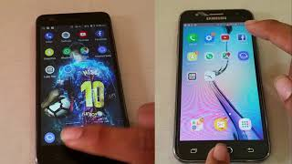 Samsung Galaxy J5 Vs Lenovo C2 Power Speed Test!!
