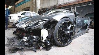 Покупка битых авто в Dubai #1.