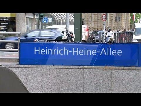 Γερμανία: Συλλήψεις για επικείμενες τρομοκρατικές επιθέσεις στο Ντίσελντορφ