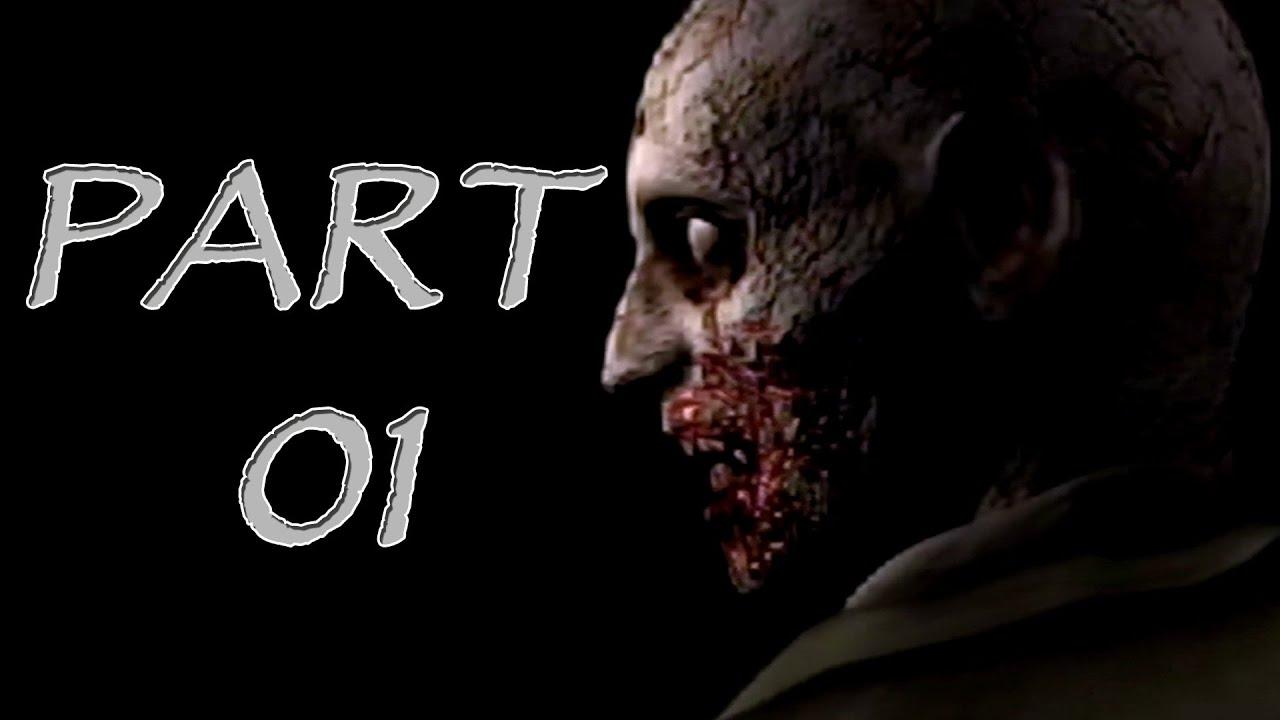 [Let's Play] Resident Evil Remake (2002) – 01 – Fast wieder blind