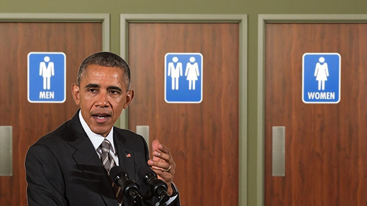 Obama On Transgender Bathroom Debate thumbnail
