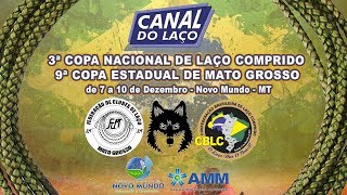 AO VIVO - 9ª Copa do Laço de MT