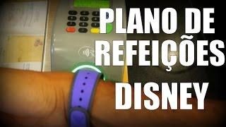 Como Funciona O Plano De Refeições Disney Dining Plan