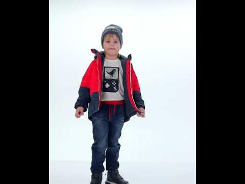 Куртка для мальчика 58/2SA21 Vulpes