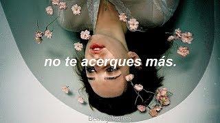 Bebe Rexha - Don't get any closer (Español)