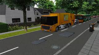 VideoImage1 OMSI 2 Add-on Downloadpack Vol. 2 - AI-Vehicles